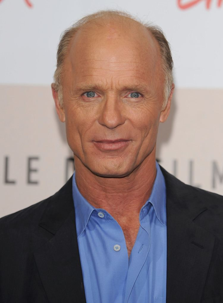 Ed Harris Celebrity Evangelism Story Annette Bening and Ed Harris