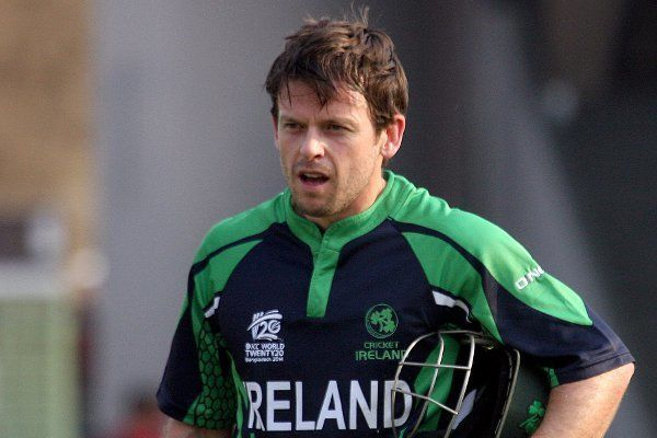 Ed Joyce on his England past World Cup hopes and future of Ireland