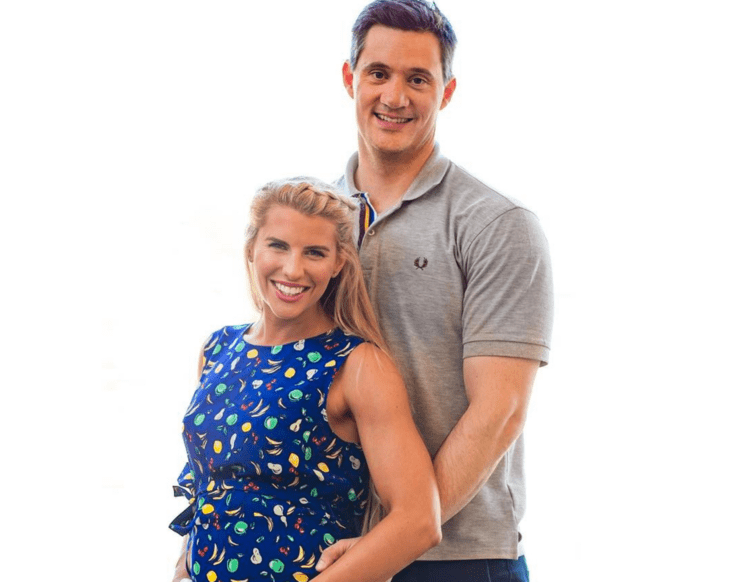 Ed Kavalee Ed Kavalee Announces He And Wife Tiff Are Having A Baby