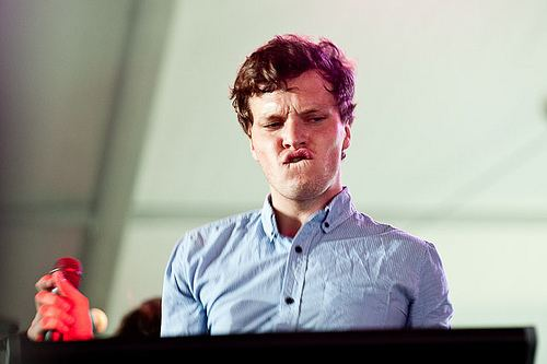Ed Macfarlane SXSW Review Friendly Fires March 16 Fader Fort The