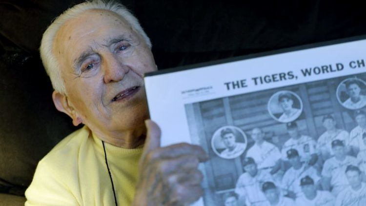 Ed Mierkowicz Ed Mierkowicz last living player from 1945 World Series shares