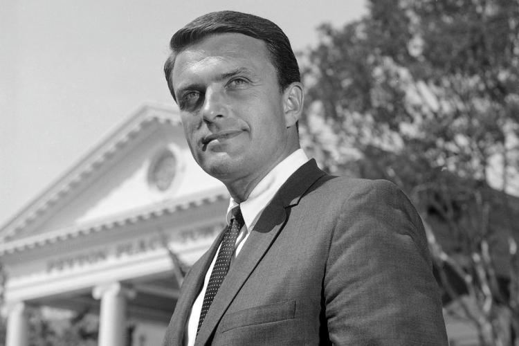 Ed Nelson Ed Nelson dead at 85 Actor starred in Peyton Place NY Daily News