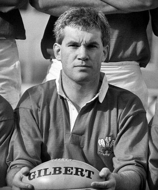 Eddie Butler (rugby player) Eddie Butler il collezionista di ossa Rugby miti e