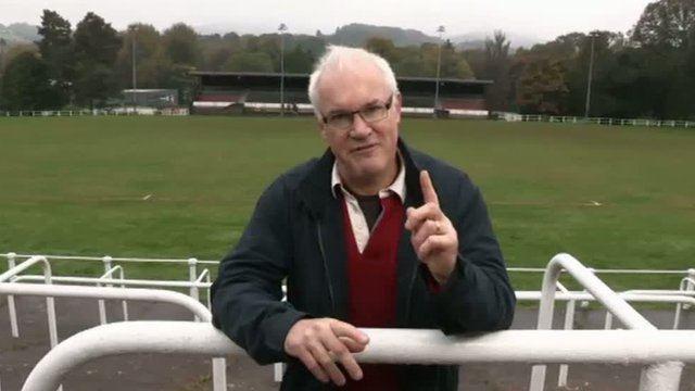 Eddie Butler (rugby player) BBC News Eddie Butler examines Wales39 struggling rugby