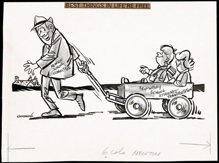 Eddie Germano Collection of political cartoon drawings Eddie Germano Digital