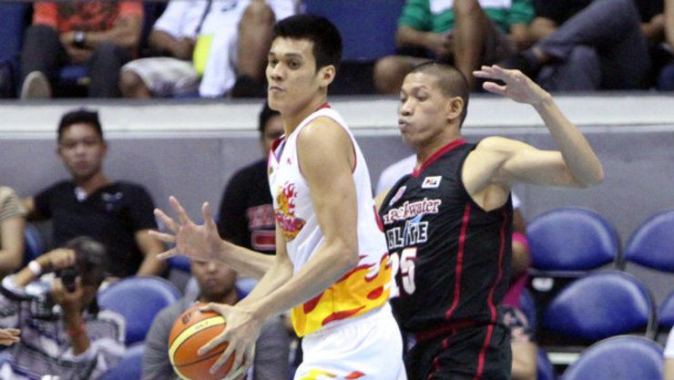 Eddie Laure Rain or Shine rallies in the fourth to beat Blackwater