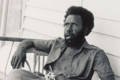Eddie Mabo Eddie Koiki Mabo Australian Institute of Aboriginal and