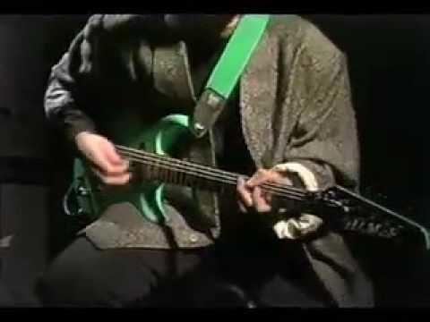 Eddie Martinez THE GUITAR SHOW with Eddie Martinez YouTube