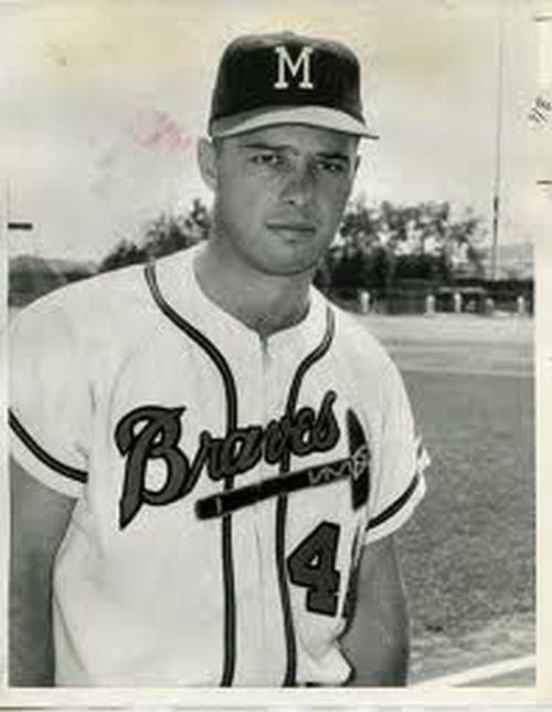 Eddie Mathews An American Hobby Baseball Memorabilia Eddie Mathews