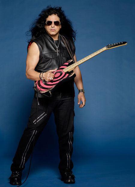 Eddie Ojeda Interview with Eddie Ojeda Twisted Sister Keith McMillen Instruments