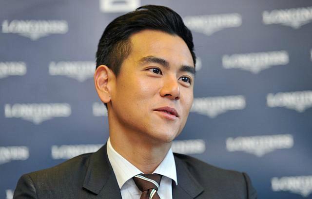 Eddie Peng Eddie Peng I call Siwon 39oppa39 for fun herworldPLUS
