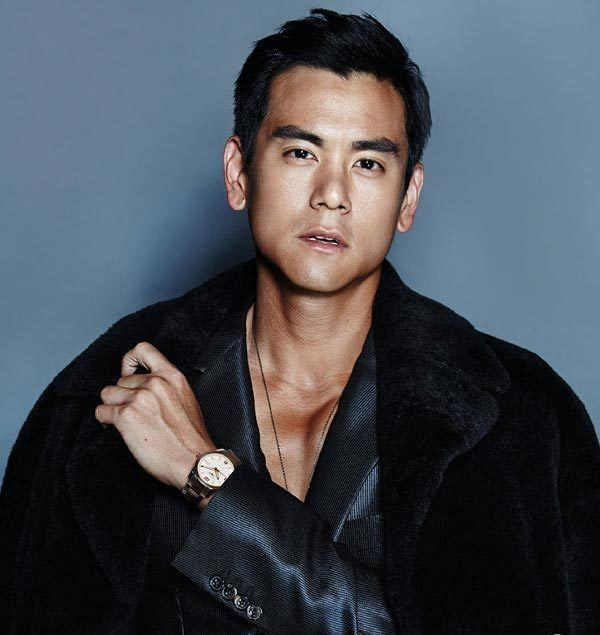 Eddie Peng Eddie Peng shoots new fashion photos7 Chinadailycomcn