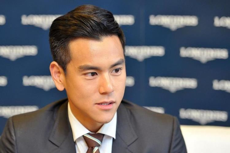 Eddie Peng Taiwanese heartthrob Eddie Peng feels the heat of playing