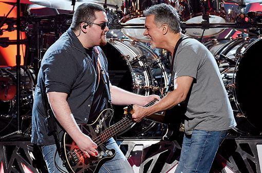 Eddie Van Halen Eddie Van Halen on Surviving Addiction Making New Music and David