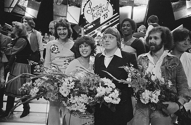 Eddy Ouwens FileNationaal Songfestival 1978 Harmony Eddy Ouwens