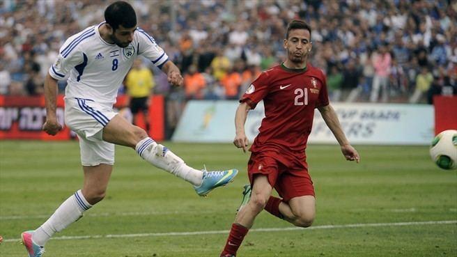Eden Ben Basat Eden Ben Basat Israel FIFA World Cup nav UEFAcom