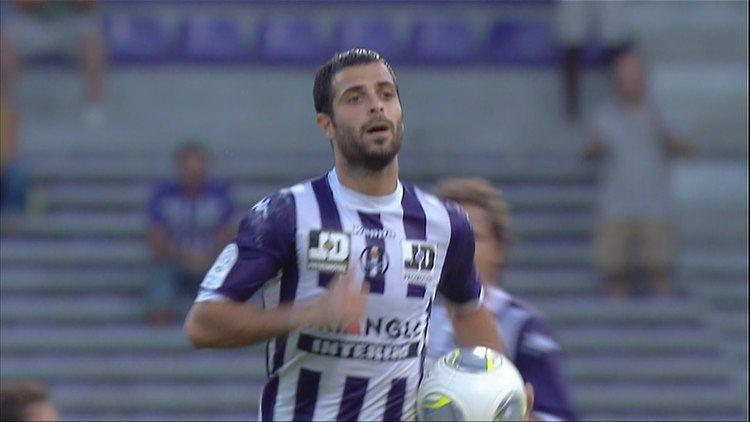 Eden Ben Basat But Eden BEN BASAT 4539 Toulouse FC Girondins de