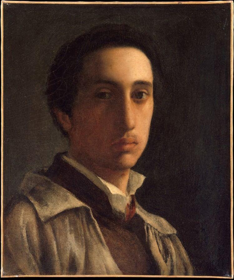 Edgar Degas Edgar Degas SelfPortrait The Metropolitan Museum of Art