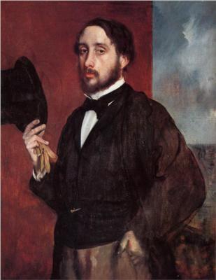 Edgar Degas Edgar Degas 617 paintings drawings and sculptures WikiArtorg