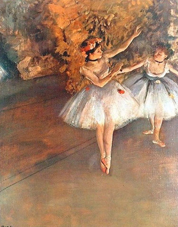 Edgar Degas Edgar Degas