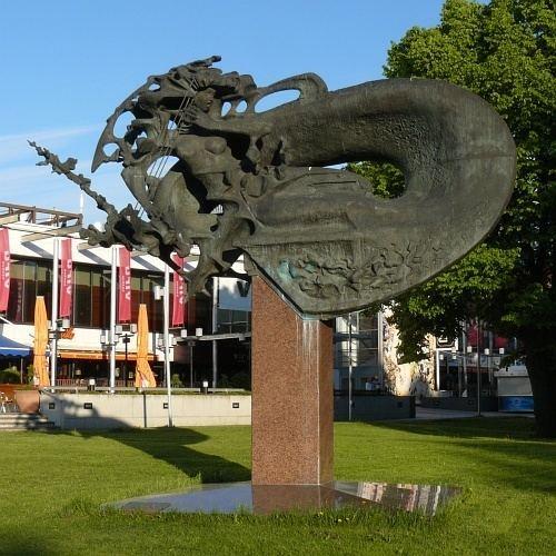 Edgar Viies Skulptuur Merineid Autor Edgar Viies