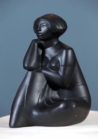 Edgar Viies EDGAR VIIES Istuv neiu 1960 aastad