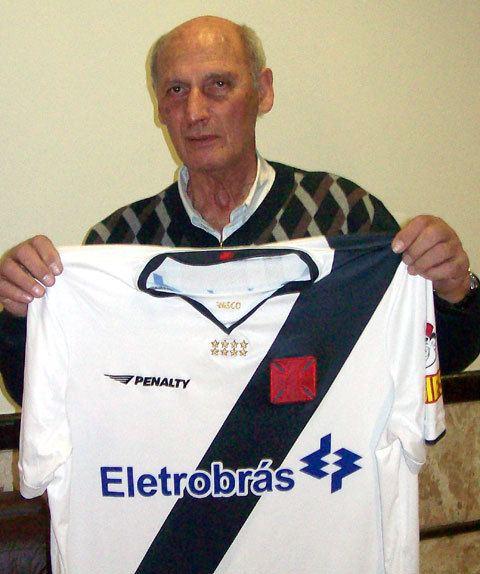 Edgardo Andrada NETVASCO Andrada fala sobre sua carreira no Vasco e