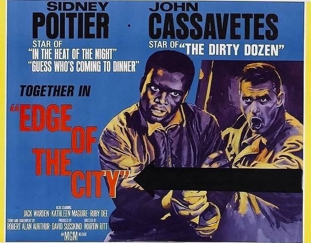 Edge of the City Edge of the City 1957 Film Noir of the Week
