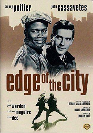 Edge of the City Amazoncom Edge of the City Sidney Poiter John Cassavetes Jack