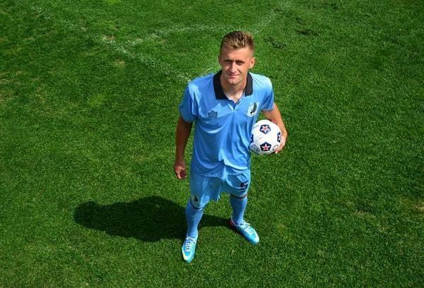 Edi Buro United soccer player Edi Buro on growing up in Bosnia StarTribunecom