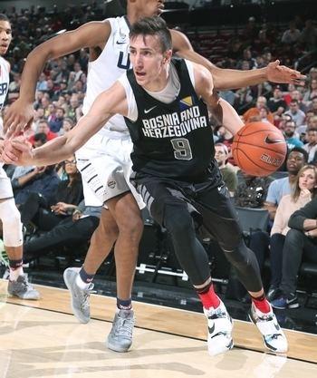 Edin Atić DraftExpress NBA Draft Prospect Profile Edin Atic Stats