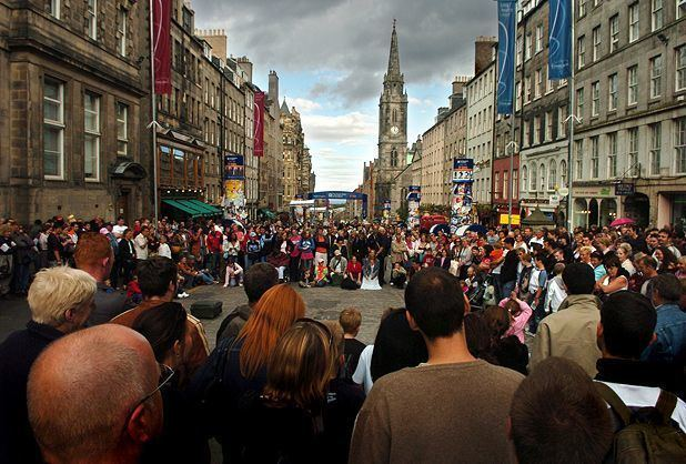 Edinburgh Festival of Edinburgh