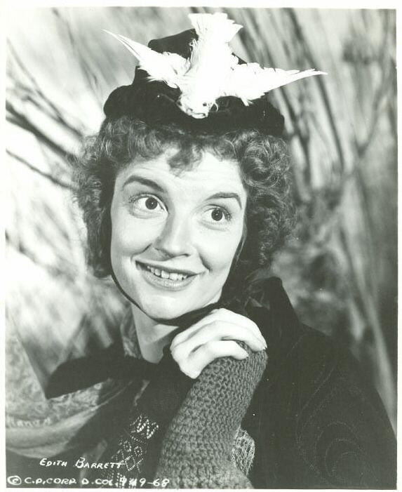 Edith Barrett Edith Barrett
