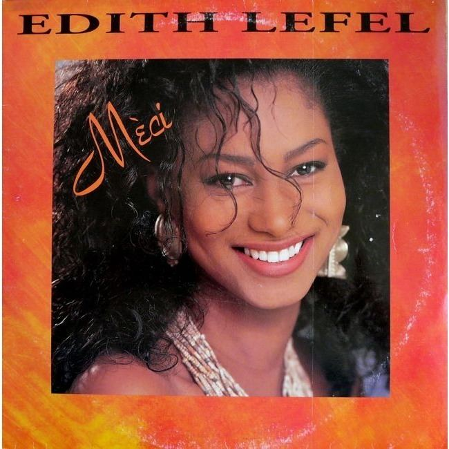Edith Lefel mci by EDITH LEFEL Double LP Gatefold with outrezik