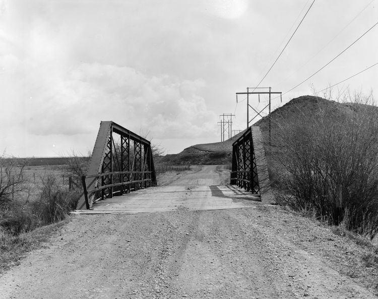 EDL Peloux Bridge