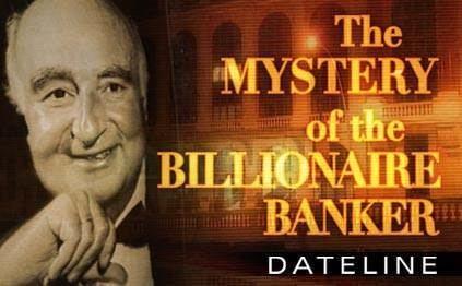 Edmond Safra Billionaire39s mysterious death in Monte Carlo Dateline
