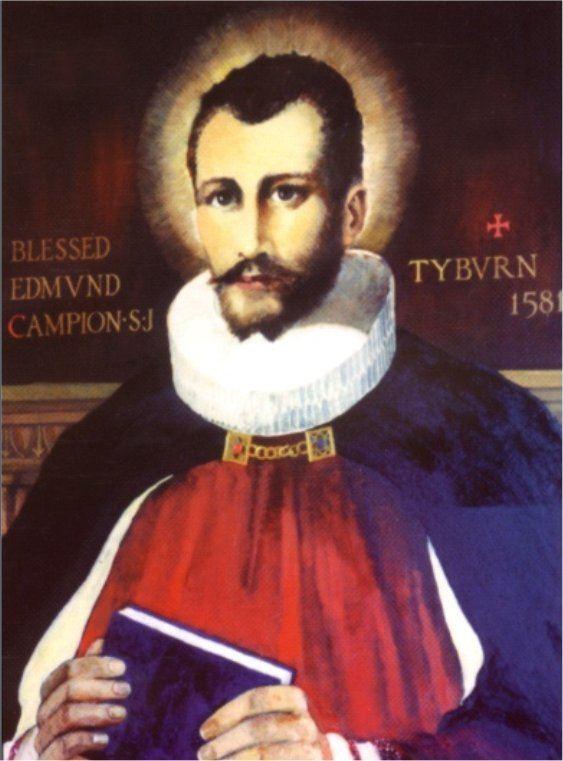 Edmund Campion The Catholic Gentleman