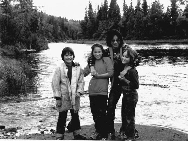 Edmund Metatawabin Up Ghost River by Edmund Metatawabin and Alexandra Shimo