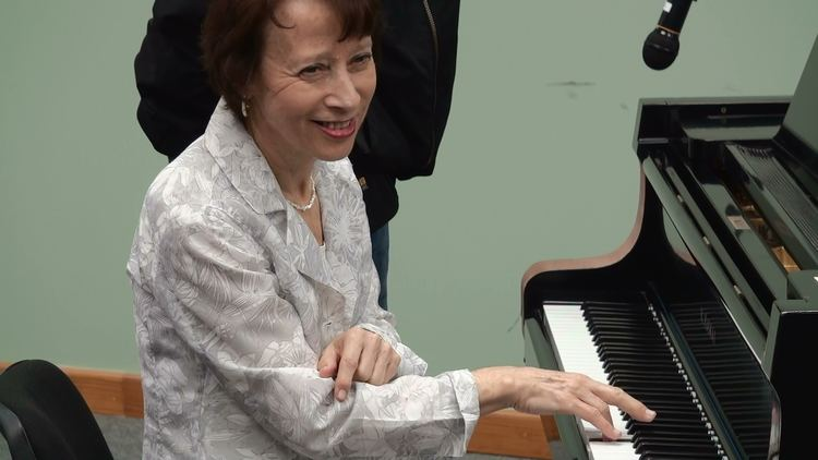 Edna Golandsky Photos from Panama Jazz Festival 2012 Learn with Edna Golandsky