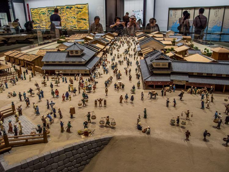 Edo Tokyo Museum Time Travel to the Birth of a Metropolis Tokyo