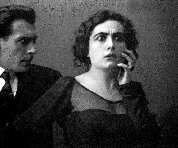 Edoardo Bencivenga La piovra by Edoardo Bencivenga 1919 Amleto Novelli Francesca