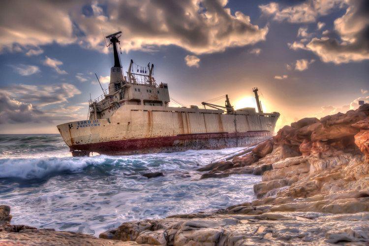 EDRO III Wreck of the Edro III The Edro III an 83 meter long 251 Flickr