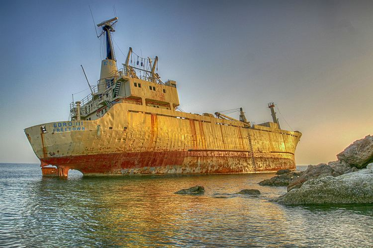 EDRO III Wreck of the Edro III Sea Caves Paphos 11 The Edro III Flickr