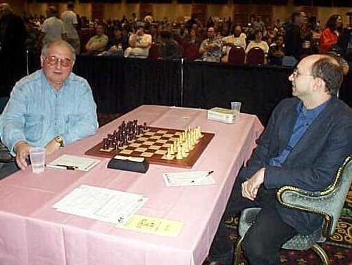 Eduard Gufeld Grandmaster Eduard Gufeld has died Chess News