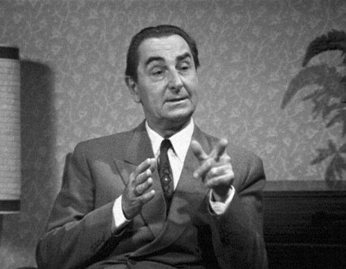 Eduard Haken Potomci slavnch Eduard Haken esk televize