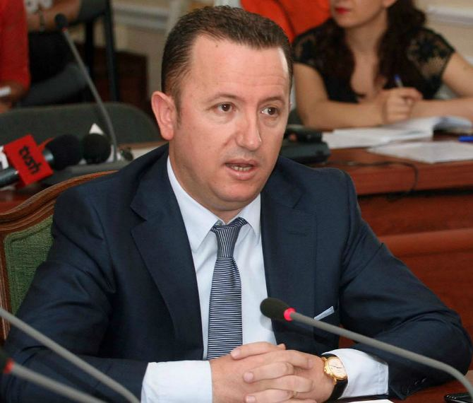 Eduard Halimi opposition joins the reform in justice