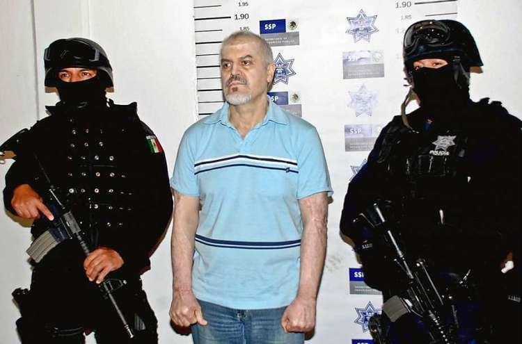 Eduardo Arellano Félix Mexico extradites Eduardo Arellano Felix SFGate