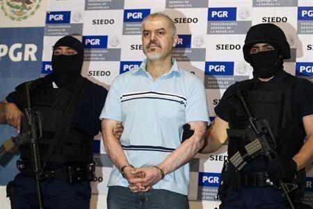 Eduardo Arellano Félix Mexican drug kingpin Eduardo Arellano Felix sentenced to prison in