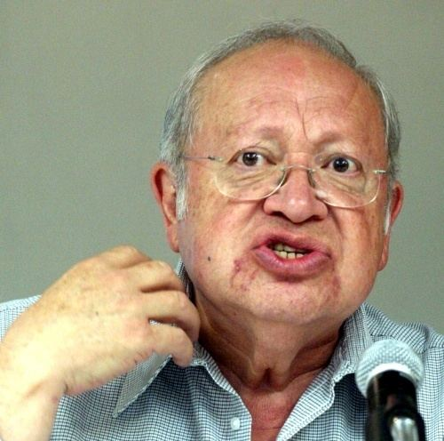 Eduardo Manzano de hospital de la ANDA el actor Eduardo Manzano