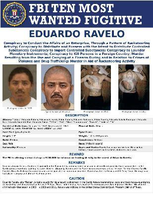 Eduardo Ravelo EDUARDO RAVELO FBI